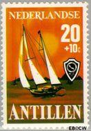 Nederlandse Antillen NA 577  1978 Sport 20+10 cent  Gestempeld
