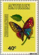 Nederlandse Antillen NA 587  1978 Vlinders 40 cent  Gestempeld