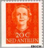 Nederlandse Antillen NA 607  1979 Type 'En Face' met diadeem 20 cent  Gestempeld