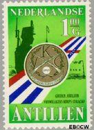 Nederlandse Antillen NA 632  1979 Vrijwilligers Korps 100 cent  Gestempeld