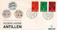 Nederlandse Antillen NA E113  1978 Energiebesparing  cent  FDC zonder adres
