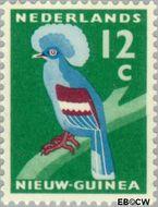 Nieuw-Guinea NG 55  1959 Kroonduif 12 cent  Gestempeld