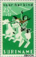 Suriname SU 465  1966 Feesten 25+12 cent  Gestempeld