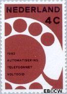 Nederland NL 771  1962 Automatisering telefoonnet 4 cent  Postfris