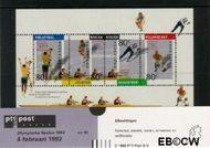 Nederland NL M91  1992 Olympische Spelen- Albertville  cent  Postfris