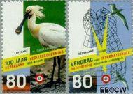 Nederland NL 1811#1812  1999 Vogelbescherming  cent  Postfris