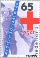 Nederland NL 1291  1983 Rode Kruis- doelstellingen 65+25 cent  Gestempeld