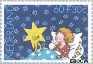 Nederland NL 1297  1983 Wintermotieven 60+30 cent  Gestempeld
