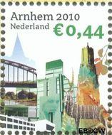Nederland NL 2715A#  2010 Mooi Nederland- Maastricht  cent  Gestempeld