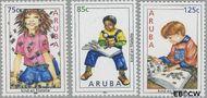 Aruba AR 352#354  2005 Kinderzegels 215 cent  Gestempeld