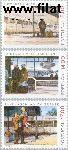 POR 1433#1435 Postfris 1979 Portugese immigranten
