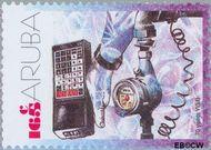 Aruba AR 285  2002 Water- en energiebedrijf 165 cent  Gestempeld