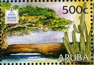 Aruba AR 360a  2006 Int. Postzegeltentoonstelling Washington 500 cent  Gestempeld