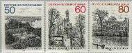 Berlin ber 685#687  1982 Stadsgezichten  Postfris