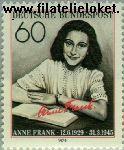 Bundesrepublik BRD 1013#  1979 Frank, Anne  Postfris