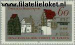 Bundesrepublik BRD 1084#  1981 Renaissance van de steden  Postfris