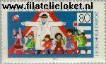 Bundesrepublik BRD 1181#  1983 Kind en wegverkeer  Postfris