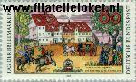 Bundesrepublik BRD 1229#  1984 Dag van de Postzegel  Postfris