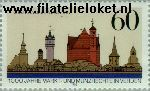 Bundesrepublik BRD 1240#  1985 Markt- en muntrechten Verden  Postfris