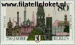 Bundesrepublik BRD 1306#  1987 Berlin  Postfris