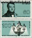 Bundesrepublik BRD 1537#1538  1991 Internationaal Energiecongres Berlijn  Postfris