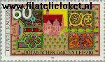 Bundesrepublik BRD 1622#  1992 Natuur- en milieubehoud  Postfris