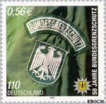 Bundesrepublik BRD 2175#  2001 Grensbewaking  Postfris