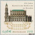 Bundesrepublik BRD 2196#  2001 Katharinenklooster  Postfris