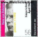 Bundesrepublik BRD 2233#  2002 Dohnanyi, Hans von  Postfris