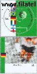 Bundesrepublik BRD 2258#2259  2002 WK Voetbal  Postfris
