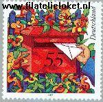 Bundesrepublik brd 2368#  2003 Brievenbus  Postfris