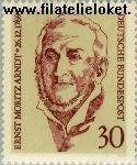 Bundesrepublik BRD 611#  1969 Arndt, Ernst Moritz  Postfris