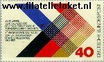 Bundesrepublik BRD 753#  1973 Duits-Franse samenwerking  Postfris