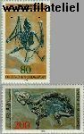 Bundesrepublik BRD 974#975  1978 Fossielen  Postfris