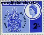 Gibraltar gib 184#  1966 Beschermpatroon Gibraltar  Postfris