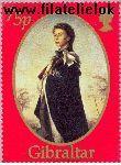 Gibraltar gib 997#1001  2002 Koningin Elizabeth- Kroningsjubileum  Postfris