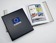 Luxe inhoud postzegelalbum Capitales Europeens 2002-2016