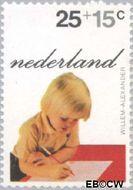 Nederland NL 1020  1972 Prinsen 25+15 cent  Gestempeld