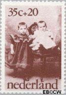 Nederland NL 1060  1974 Oude kinderfoto's 35+20 cent  Gestempeld