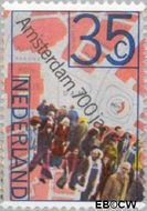 Nederland NL 1067  1975 Amsterdam 35 cent  Gestempeld