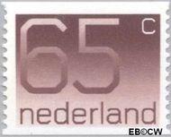 Nederland NL 1116a  1986 Cijfer type 'Crouwel' 65 cent  Postfris