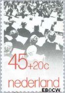 Nederland NL 1176  1979 Mij tot Bevordering der Toonkunst 45+20 cent  Postfris