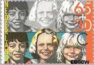 Nederland NL 1235  1981 Integratie en preventie 65+30 cent  Gestempeld