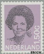 Nederland NL 1244  1986 Koningin Beatrix- Type 'Struycken' 150 cent  Gestempeld