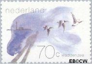 Nederland NL 1269  1982 Waddengebied 70 cent  Gestempeld