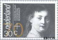 Nederland NL 1284  1983 Bekende personen 70+30 cent  Gestempeld