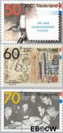 Nederland NL 1309#1311  1984 Postzegeltentoonstelling FILACENTO  cent  Postfris