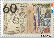 Nederland NL 1310  1984 Postzegeltentoonstelling FILACENTO 60+25 cent  Gestempeld