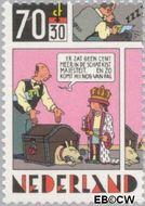 Nederland NL 1319  1984 Striptekeningen 70+30 cent  Gestempeld