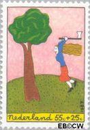 Nederland NL 1387  1987 Beroepen 55+25 cent  Postfris